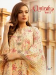 SHREE FABS ALMIRAH VOL 5 PAKISTANI SUITS CHEAPEST