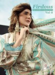 SHREE FABS FIRDOUS VOL 8   NEW SALWAR SUITS