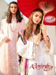SANIYA ALMIRAH VOL 7  COTTON SALWAR SUITS WHOLESALE