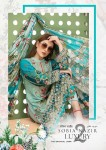SOBIA NAZIR 2 LUXURY LAWN COLLECTION BY KEVAL FAB SURAT