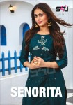 S4U SENORITA SALWAR SUITS COLLECTION