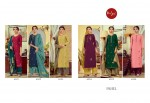 LT NITYA PAHEL SILK SALWAR SUITS