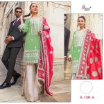 SHREE FABS S139A COLOUR PLUS NEW CATALOGUE