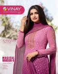 VINAY FASHION KASEESH MAGICAL BRASSO 9 LATEST CATALOGUE 2020