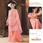 SHREE FABS ROSE GOLD VOL 5  ONLINE SHOPPING
