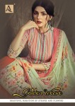 ALOK GOLDEN WEAVE PAKISTANI SUITS COLLECTION