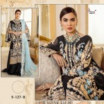 SHREE FABS S-127 C PAKISTANI SUITS ONLINE SHOPPNG