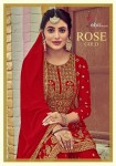EBA LIFESTYLE ROSE GOLD HEAVY SALWAR SUITS