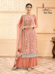 EBA LIFESTYLE RED ROSE DESIGNER SALWAR SUITS WITH PRICE