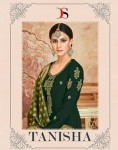 DEEPSY SUITS TANISHA  DESIGNER SALWAR KAMEEZ AT WHOLESALE PRICE