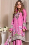 SADIYA ASAD KARACHI COTTON SUITS MANUFACTURER