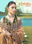 SHREE FABS ALMIRAH VOL 8 GOOD QUALITY WHOLESALE CLOTHING DISTRIBUTORS