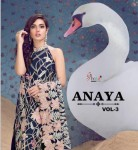 SHREE FABS ANAYA VOL 3 LATEST CATALOGUE