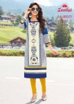 SANDHYA KALAKRITI VOL 15 COTTON KURTI AT BEST PRICE