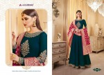 AASHIRWAD CREATION BANARASI LATEST SUITS CATALOGUE WITH PRICE (5).jpeg