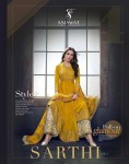 BUY ONLINE SAJAWAT CREATION SARTHI VOL 4 WHOLESALE PRICE