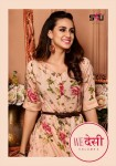 S4U WE DESI VOL 2 LATEST KURTIS CATALOGUE WHOLESALE PRICE