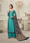 LEVISHA ZIBA VOL 49 BANARSI DUPATTA SUITS