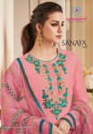 ARIHANT DESIGNER SANAYA VOL 2  SALWAR SUITS CATALOGUE AT CHEAPEST PRICE