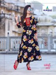 ALIKSHA LUXUS BEAUTY VOL 3 LOW PRICE LADIES KURTIS ONLINE SUPPLIER IN INDIA