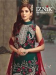 SHREE FABS IZNIK GEOGETTE PAKISTANI SUIT BEST PRICE ONLINE