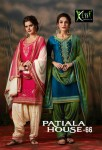KESSI FABRICS PATIALA HOUSE VOL 66