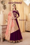 AASHIRWAD CREATION BANARASI LATEST SUITS CATALOGUE WITH PRICE (2).jpeg