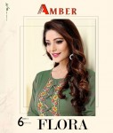 AMBER FLORA BRANDED KURTI WHOLESALER IN SURAT