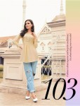 KESSI FABRICS ESTEEM RAYON KURTIS CATALOGUE CHEAPEST PRICE