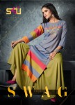 S4U SWAG VOL 3 KURTIS WHOLESALE SUPPLIER IN SURAT BUY ONLINE