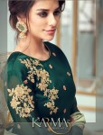 KARMA TRENDZ 14004-14009 SERIES DESIGNER SUITS WITH PRICE