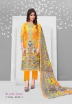 KARACHI COTTON NOOR VOL 6 COTTON DRESS MATRIALS