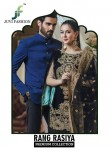 JUVI FASHION RANG RASIYA PREMIUM COLLECTION PAKISTANI SUITS CHEAPEST
