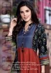 B4U WOMANIYA VOL 3 KURTI WHOLESALER IN SURAT