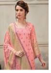 JINAAM DRESS CAMLIN COTTON BRANDED SALWAR KAMEEZ