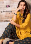 S4U WOMANIYA VOL 10 KURTIS WHOLESALE SUPPLIER IN SURAT BUY ONLINE