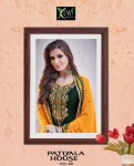 KESSI FABRICS PATIALA HOUSE VOL 68 PANJABI SUITS AT WHOLESALE PRICE