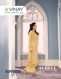 VINAY FASHION TUMBAA HAPPINESS 37771-37776 WHOLESALER
