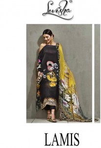 LEVISHA LAMIS DESIGNER PAKISTANI SUITS CATALOGUE AT BEST PRICE