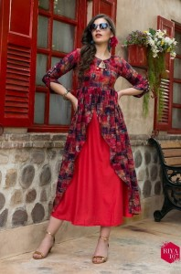 DIKSHA FASHION RIYA VOL 1 KURTI MANUFACTURER