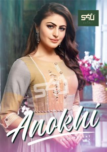 S4U ANOKHI KURTIS IN BEST RATE SURAT
