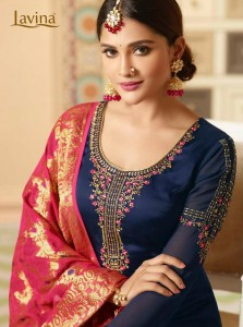 LAVINA VOL 57 PAKISTANI SALWAR KAMEEZ CATALOGUE