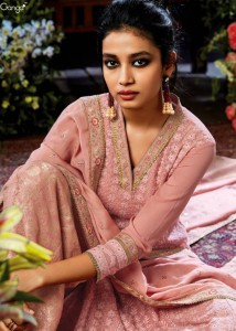 GANGA FASHION  RUHANIYAT SALWAR SUITS ONLINE WHOLESALE