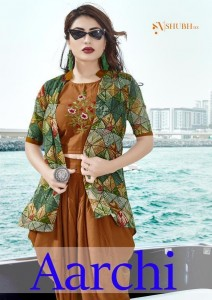 SHUBH NX AARCHI WHOLESALE KURTIS MANUFACTURERS