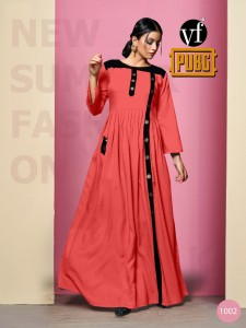VF INDIA PUBG KURTIS WHOLESALER