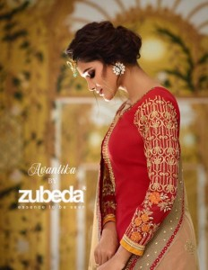 ZUBEDA AVANIKA WHOLESALE SUITS SUPPLIER