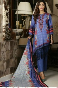 ZS TEXTILE SAHIL LAWN VOL 1 PAKISTANI LAWN SUITS WHOLESALER