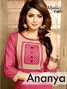 MANAS ANANYA COTTON KURTIS SUPPLIERS