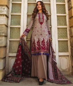 Z S TEXTILE SAHIL LAWN VOL 3 PAKISTANI LAWN SUITS WHOLESALE IN SURAT