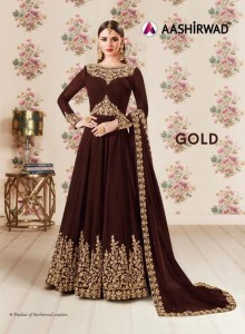 AASHIRWAD CREATION GOLD WHOLESALER CATALOGUE